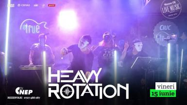 poze concert heavy rotation