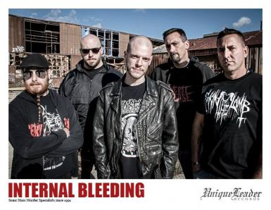poze concert internal bleeding