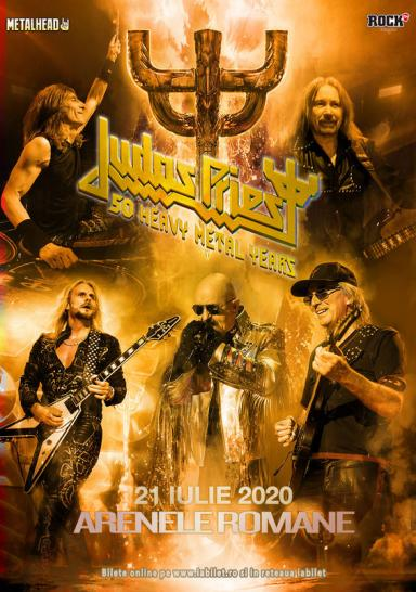 poze concert judas priest
