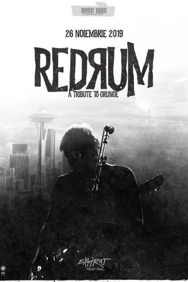 poze concert redrum a tribute to grunge