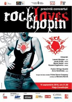 poze concert rock loves chopin la bucuresti