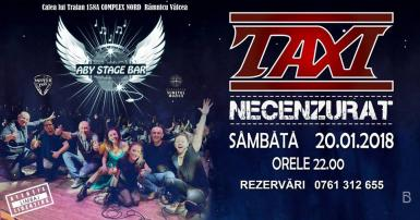poze concert taxi la aby stage bar