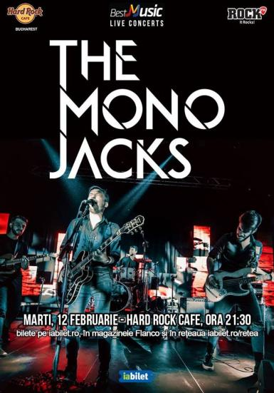 poze concert the mono jacks