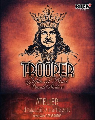 poze concert trooper