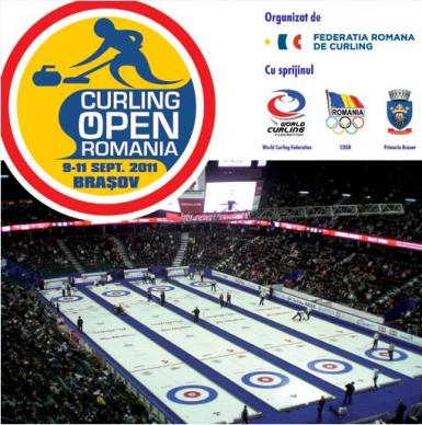 poze curling open romania