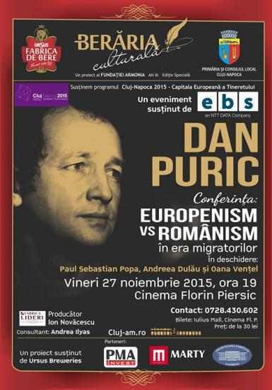 poze dan puric europenism vs romanism in era migratorilor