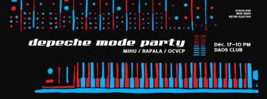 poze depeche mode party daos club timisoara