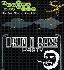 poze drum n bass party