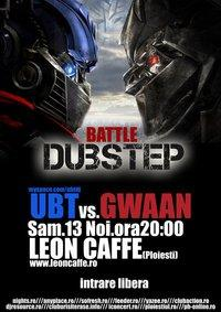 poze dubstep battle la leon caffe