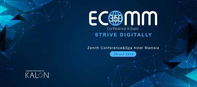 poze ecomm360 conference expo