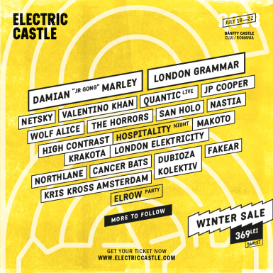 poze electric castle festival 2018