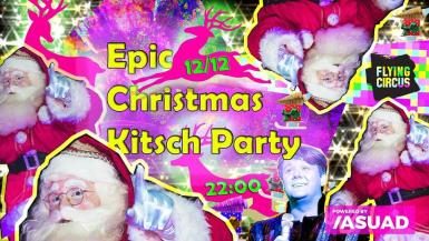 poze epic christmas kitsch party