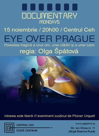 poze eye over prague centrul ceh