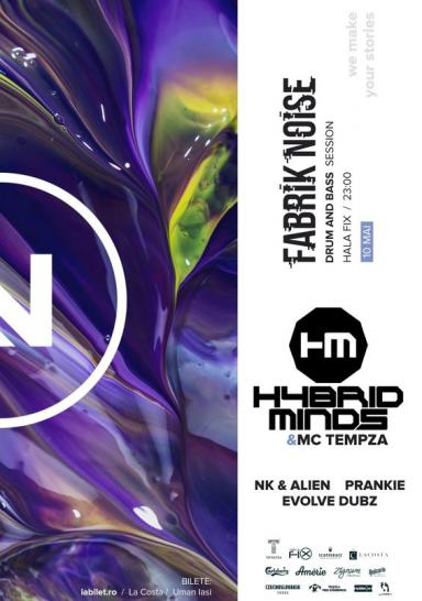 poze fabrik noise w hybrid minds ft mc tempza