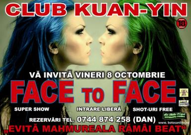 poze  face to face la kuan yin club