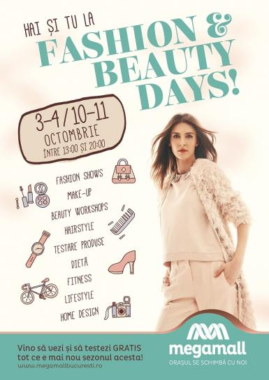 poze fashion beauty days la mega mall