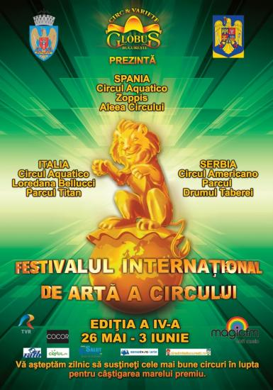 poze festivalul international de arta a circului 2012