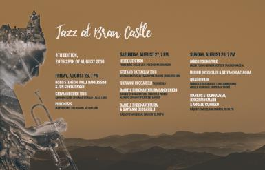poze festivalul jazz at bran castle