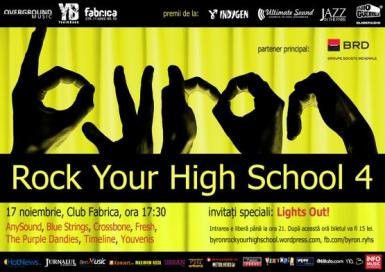 poze finala rock your high school 2013 in fabrica