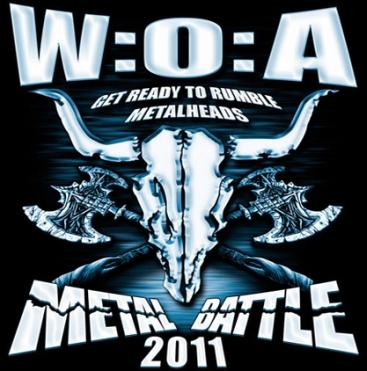 poze finala woa metal battle romania