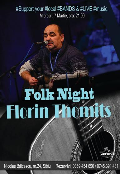 poze folk night florin thomits