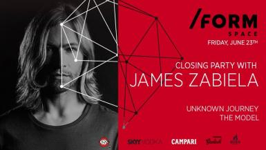 poze form space closing party with james zabiela