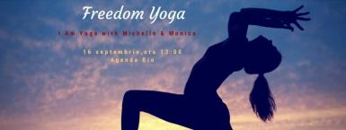 poze freedom yoga i am yoga with michelle monica