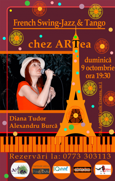 poze  french swing jazz tango chansonnettes concert live