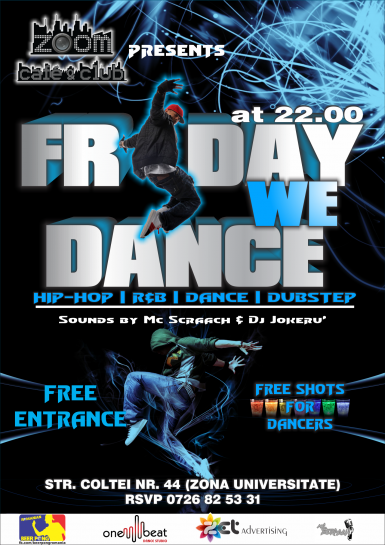 poze friday we dance party
