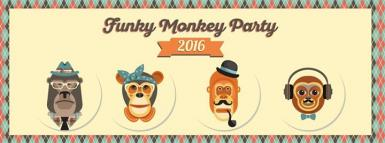 poze funky monkey party revelion 2016 la lente otron bucuresti