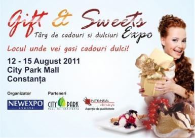 poze gifts and sweets expo la constanta