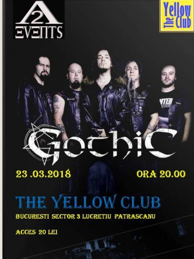 poze gothic live in yellow club