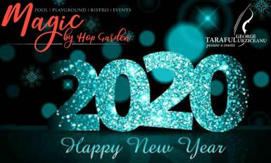 poze grand new year 2020 la magic ballroom
