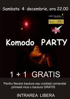 poze grand re opening party komodo