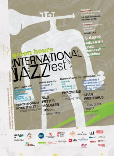 poze green hours international jazz fest 2012