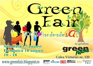 poze greenfair in miez de august
