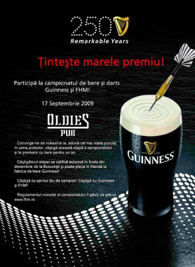 poze guiness 250 remarcable years