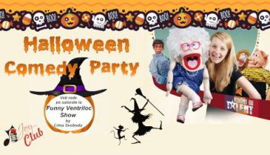 poze halloween comedy party