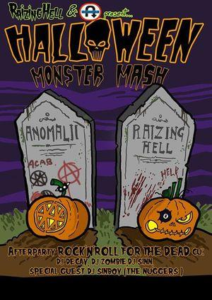 poze halloween monster mash raizing hell anomalii in underworld