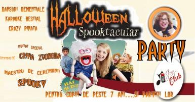 poze halloween spooktacular party