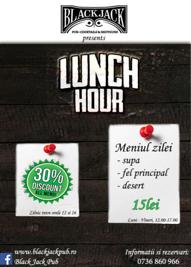 poze happy lunch hour