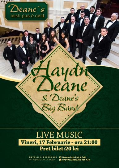 poze haydn deane deane s big band