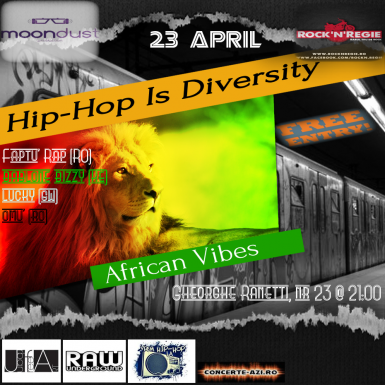 poze hip hop is diversity