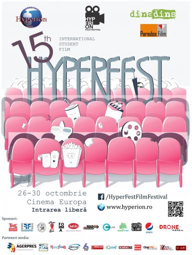 poze hyperfest international student film festival 2016