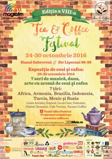 poze incepe tea coffee festival 2016