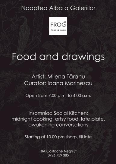 poze insomniac social kitchen food drawings nag 8