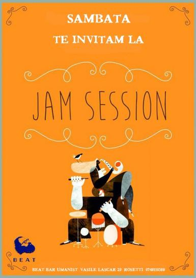 poze jam session in beat