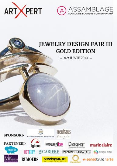 poze jewelry design fair iii gold edition