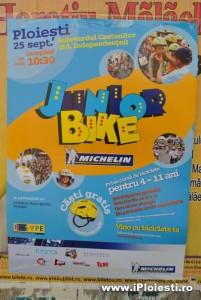 poze junior bike in ploiesti