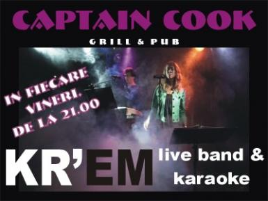 poze karaoke captain cook